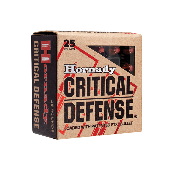 Hornady 9mm Luger FTX/115grs