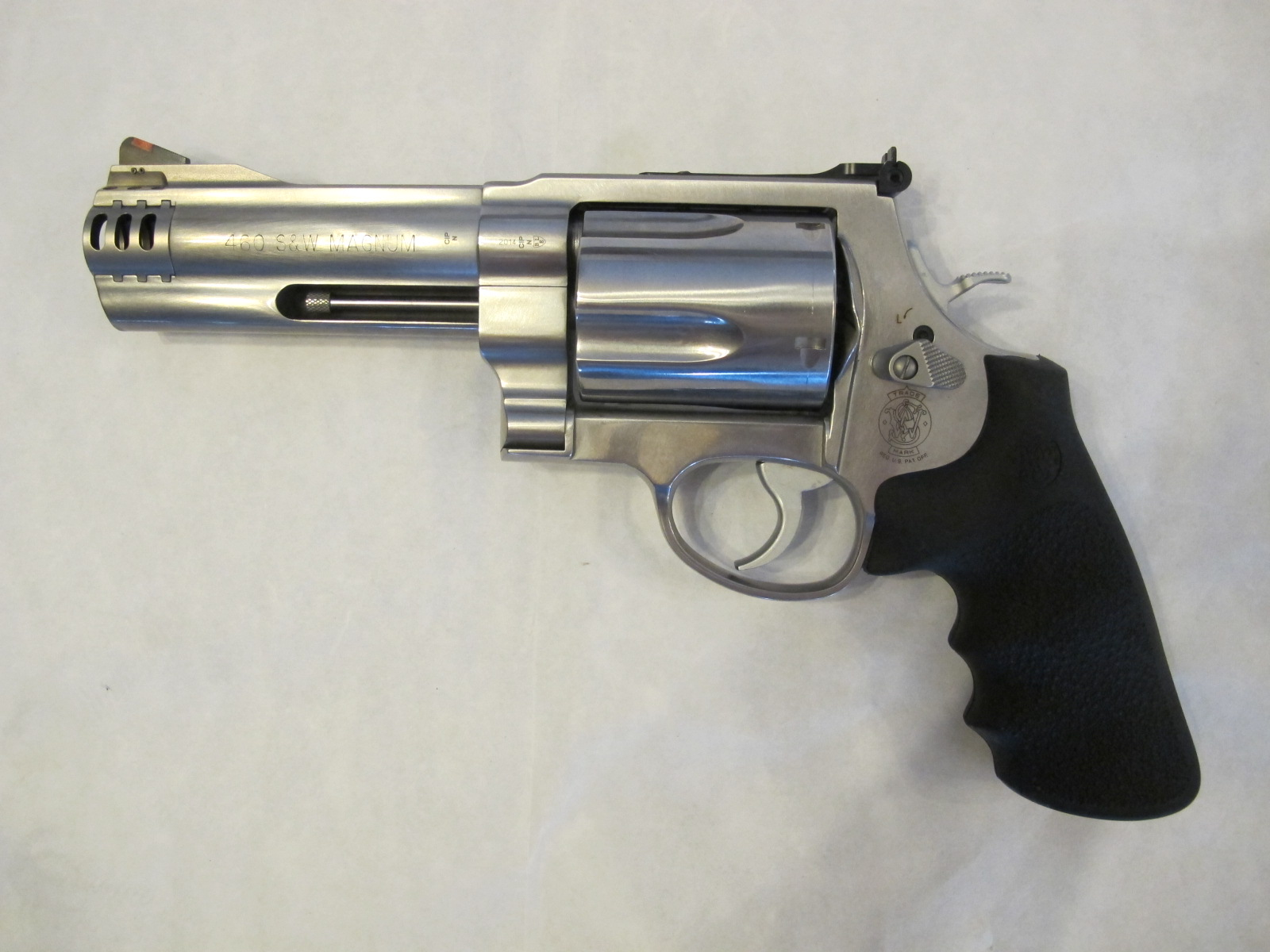 Smith & Wesson 460 XVR 5""