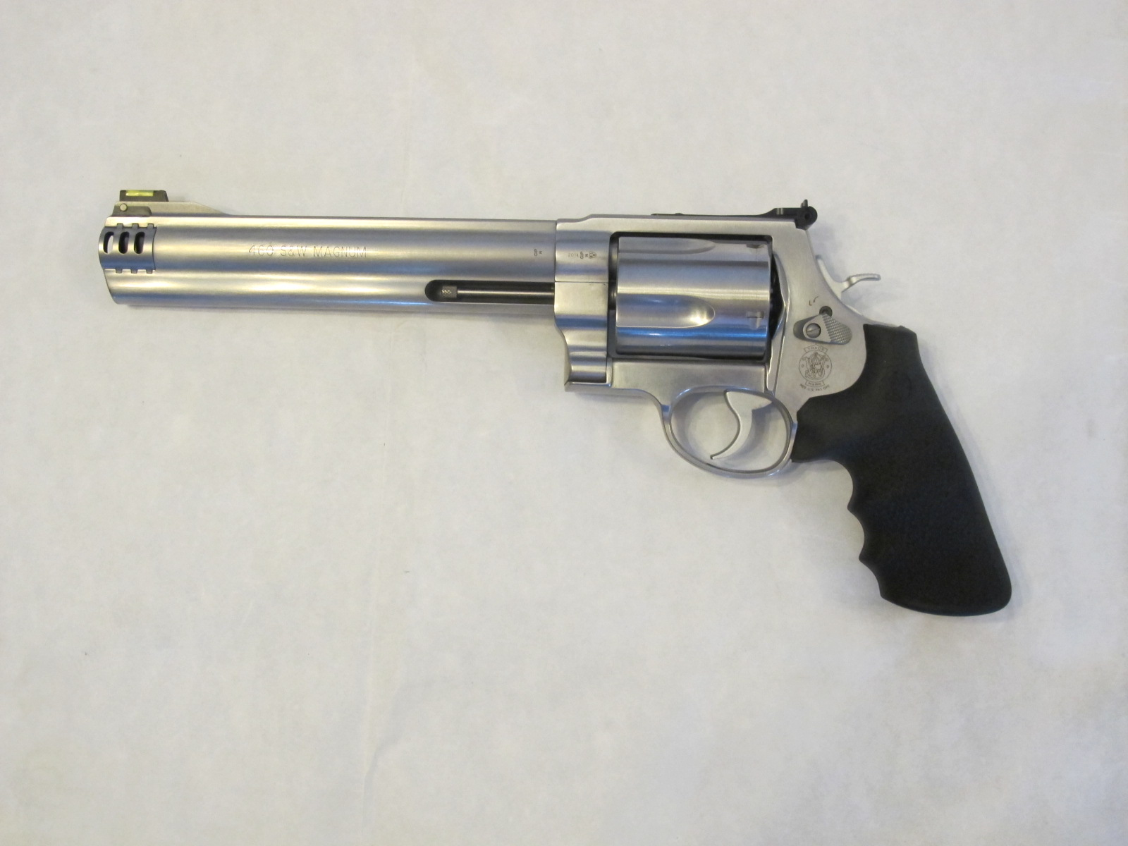 Smith & Wesson 460 XVR 8,375""