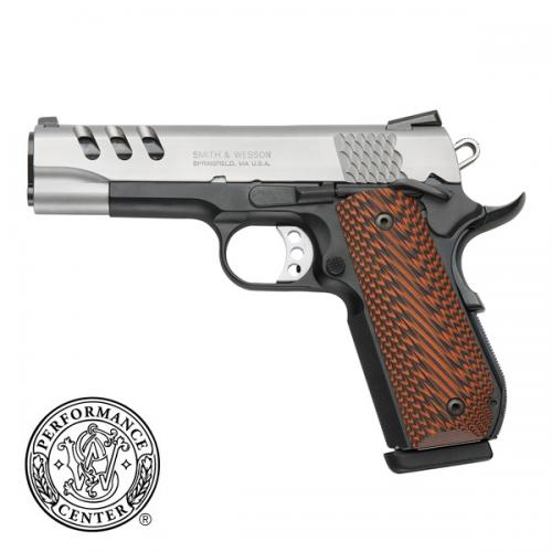 Smith and Wesson 1911 PC