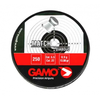 Gamo Match (5,5mm/250ks)