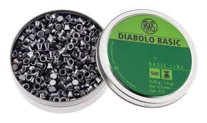 RWS Diabolo Basic (4,5mm / 500ks)