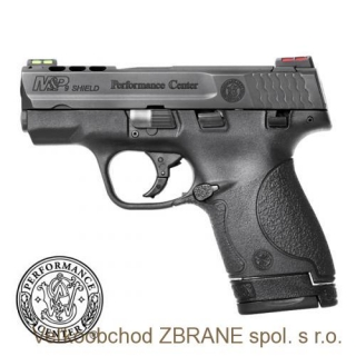 Smith & Wesson MP9 Shield P.C. Ported