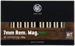 RWS 7mm Rem.Mag. HIT/9,1g