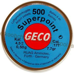 RWS Geco SuperPoint (4,5mm / 500ks)